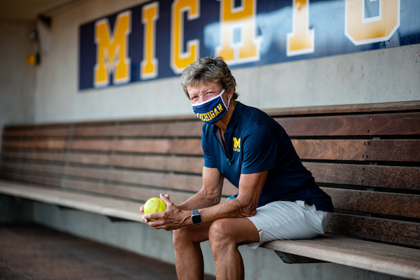 U-M community exhibiting behaviors related to Wolverine Culture of Care